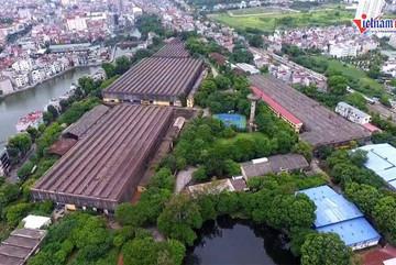 Bên trong khu 'đất vàng' đường sắt ở Hà Nội bị đề nghị cưỡng chế thuế