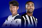 Trực tiếp Tottenham vs Newcastle: Đỉnh cao Son Heung-min