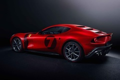 Ferrari trình làng mẫu siêu xe Omologata độc nhất vô nhị