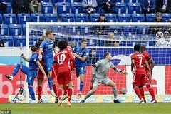 Bayern Munich thua sốc Hoffenheim