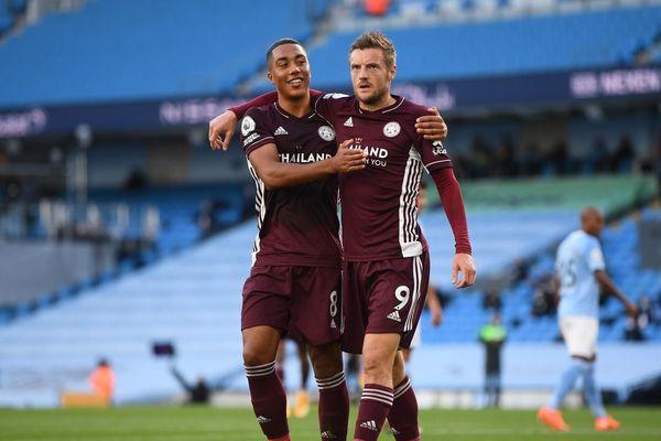 Link xem video bàn thắng Man City 2-5 Leicester