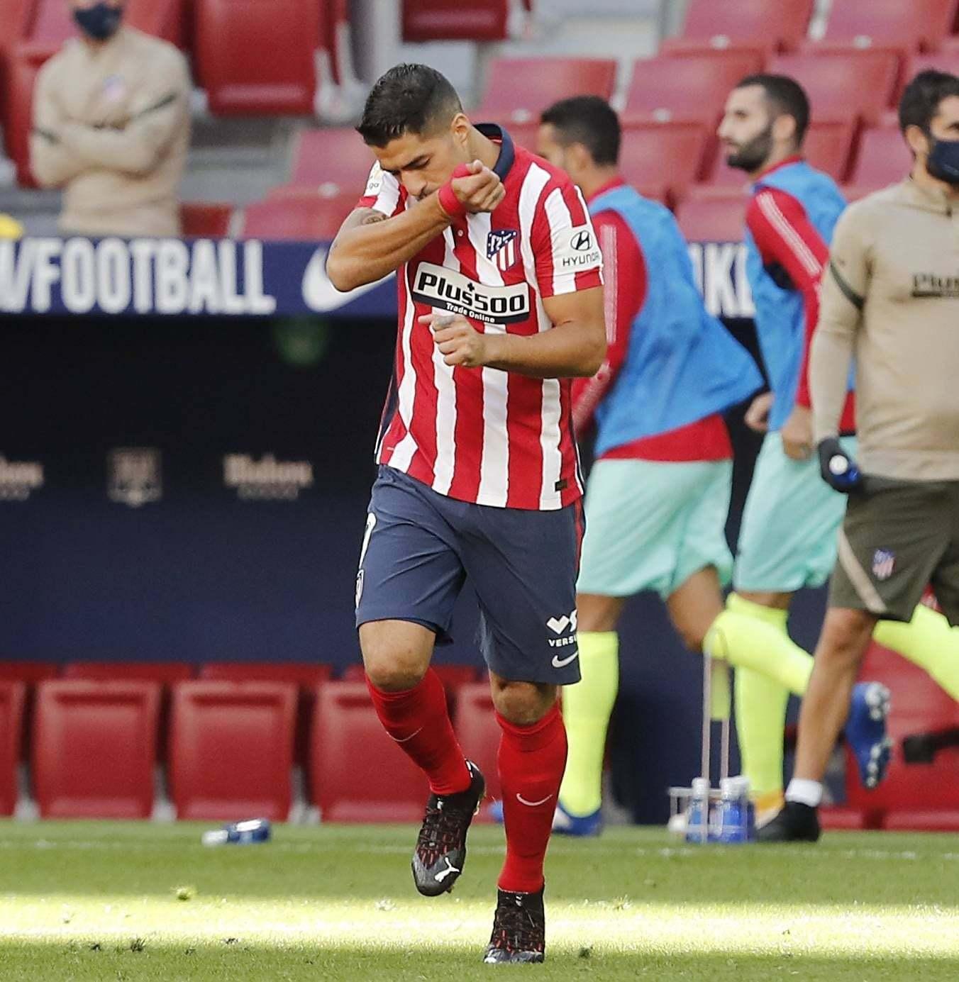 Suarez chói sáng trận ra mắt, Atletico thắng kiểu tennis