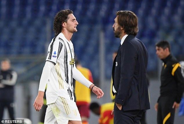 Ronaldo giải cứu Juventus trước Roma đầy ngoạn mục