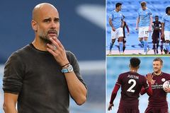 Man City thua sốc Leicester, Pep Guardiola thừa nhận tâm lý kém