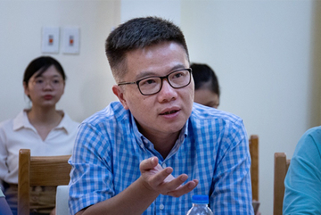 GS Ngô Bảo Châu: Cần dấy lại phong trào học toán với học sinh
