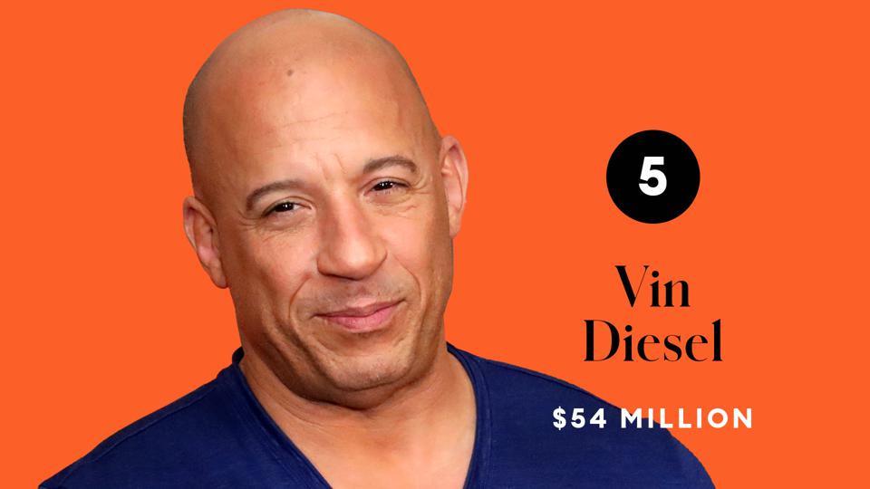 Vin Diesel 'Fast & Furious' làm ca sĩ ở tuổi 53