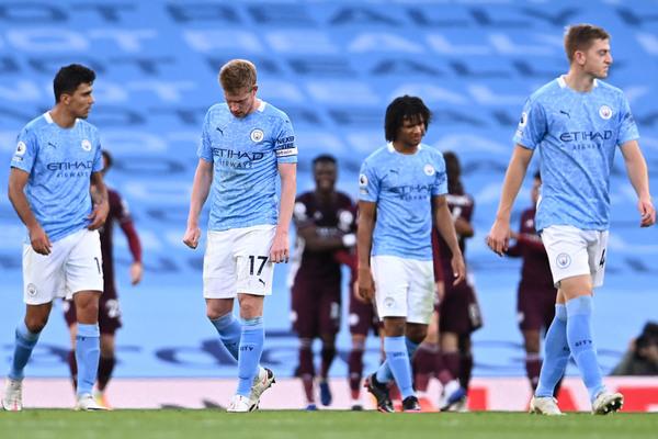 Man City thua thảm: Cơn ác mộng của Pep Guardiola
