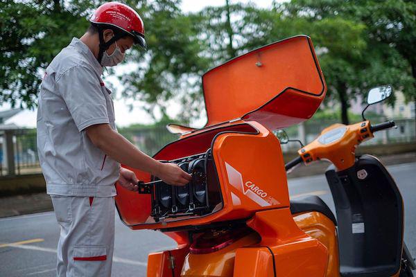 Báo Mỹ: xe máy điện VinFast thúc đẩy giao thông xanh ở Việt Nam