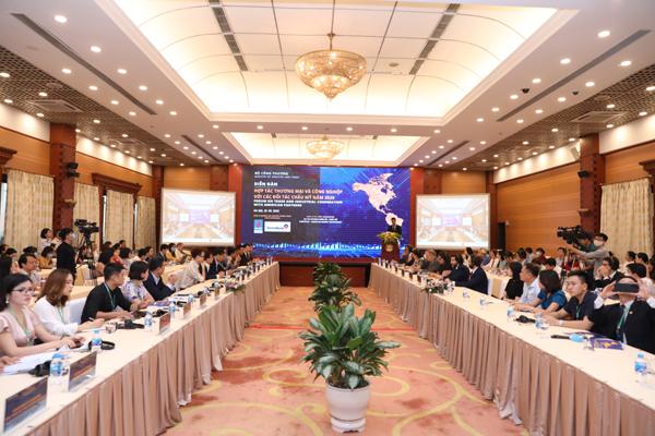 Thúc đẩy hợp tác giữa DN Việt và các đối tác châu Mỹ