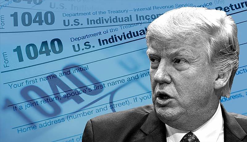Ông Trump thẳng thừng 'phản đòn' New York Times sau cáo buộc trốn thuế