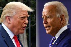 Lịch 'so găng' trực tiếp Trump - Biden