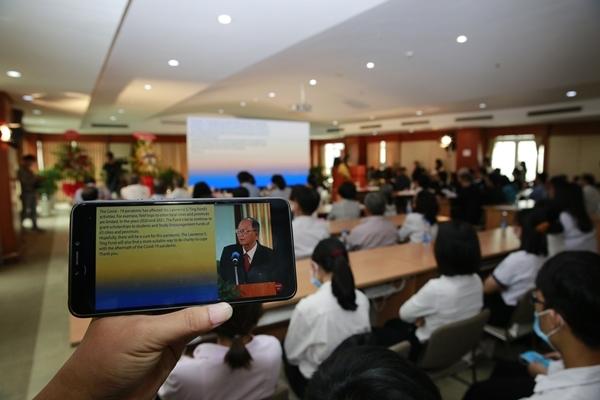 Phú Mỹ Hưng trao học bổng hơn 8,5 tỷ đồng cho HSSV vượt khó