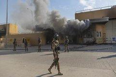 Mỹ tính đóng cửa đại sứ quán ở Baghdad