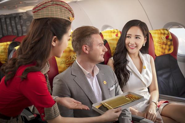 Vietjet ưu đãi đặc quyền cho thẻ bay Power Pass SkyBoss