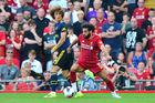 Liverpool 0-0 Arsenal: Chủ nhà ép sân (H1)