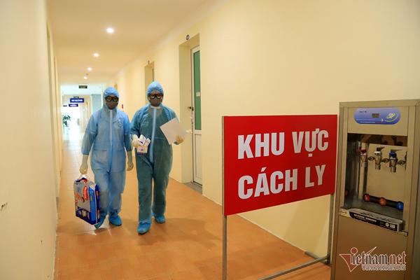 Việt Nam ghi nhận thêm 3 ca Covid-19 đều là chuyên gia