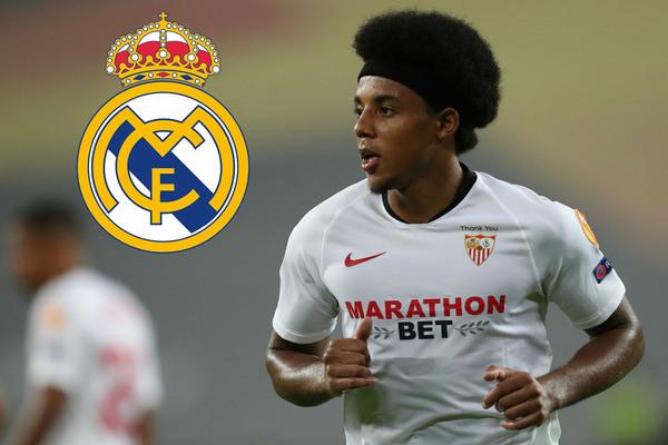 Real Madrid phá kỷ lục mua Jules Kounde