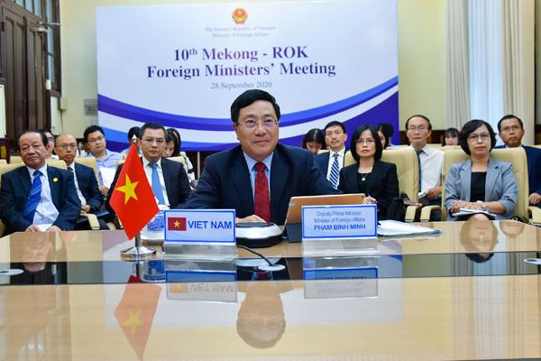 Tăng cường hợp tác Mekong - Hàn Quốc