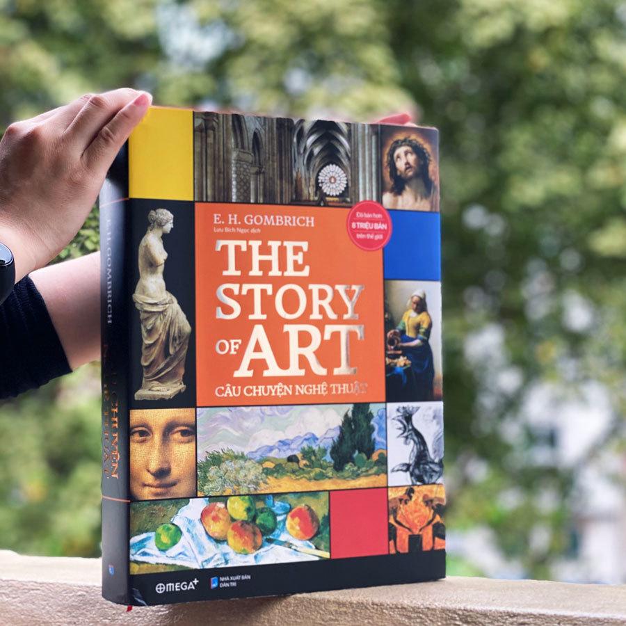'Câu chuyện nghệ thuật' có mặt tại Việt Nam