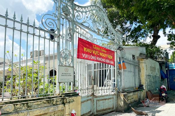 Sở Xây dựng TP.HCM ra 'tối hậu thư' cho chủ dự án The Spirit of Saigon