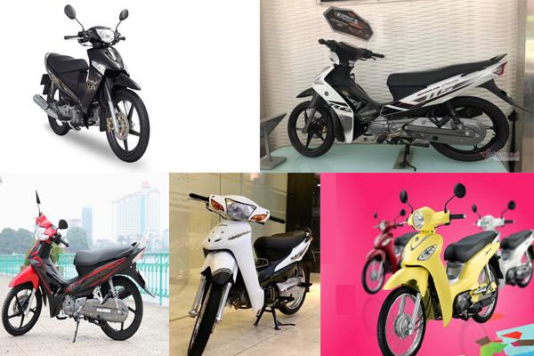 20 triệu đồng chọn mua xe máy nào hot nhất hiện nay?