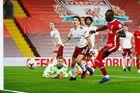Liverpool 2-1 Arsenal: Robertson lập công chuộc tội (H1)