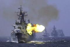 Trung Quốc tập trận lớn ở bốn biển