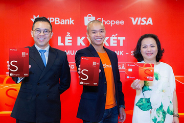 Ưu đãi đặc quyền cho thẻ tín dụng VPBank - Shopee