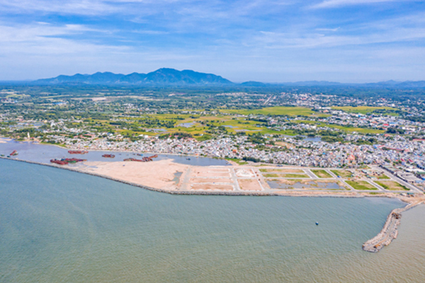Đón sóng đầu tư đô thị La Gi, BĐS ven biển hưởng lợi
