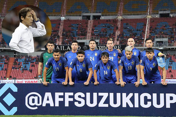 Thái Lan gặp trở ngại lớn trước AFF Cup