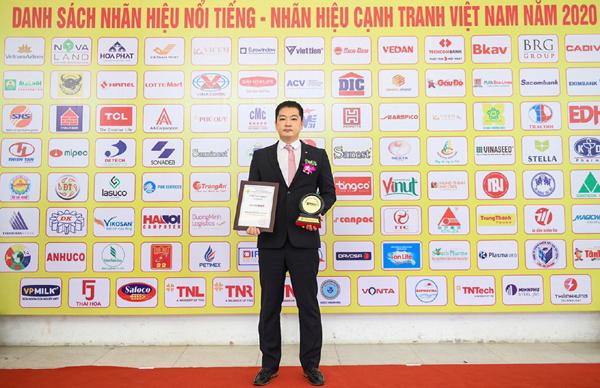 Lotte Mart vào Top 20 nhãn hiệu nổi tiếng Việt Nam năm 2020