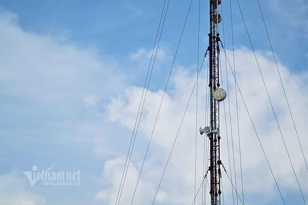 Bàn giao 2 đài truyền thanh công nghệ số Make in Vietnam