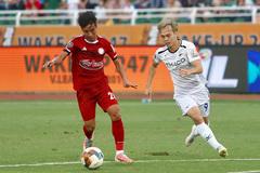 Vòng 13 V-League: Thấp thỏm cho quân bầu Đức