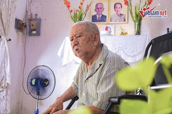 Mạc Can: Tuổi già không vợ, bệnh tật khó đi lại, sống nhờ em gái