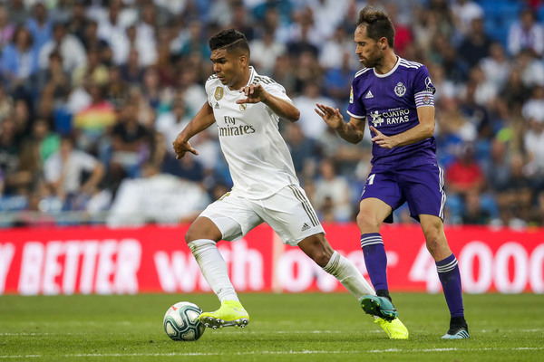 Real Madrid vs Valladolid: Chủ nhà ra oai