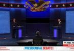 Ông Trump bác đề nghị nghỉ giữa giờ tranh luận của đối thủ Joe Biden