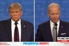 Video toàn cảnh trận 'so găng' đầu tiên Trump-Biden