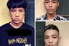 Bắt nhóm thanh niên thực hiện hành loạt vụ cướp ở Hà Nội