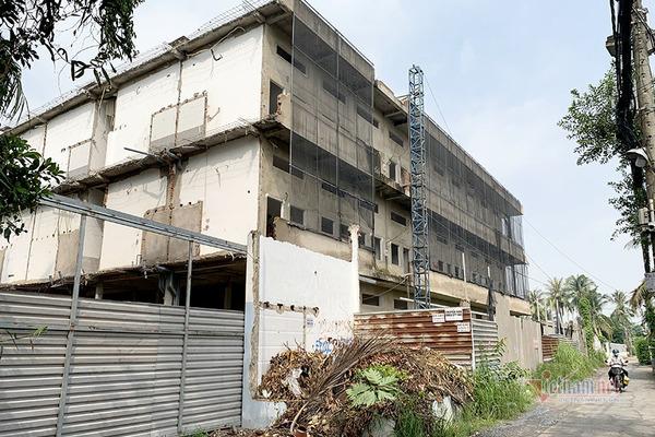 Bị thu hồi giấy phép xây dựng vì xây sai phép, người dân có được cấp lại?
