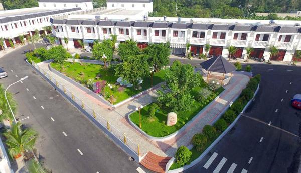 Champaca Garden - dự án nhà phố cạnh làng Đại học Thủ Đức