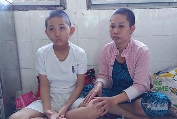 Sức khỏe của bé Nguyễn Hồng Phát đã tạm ổn