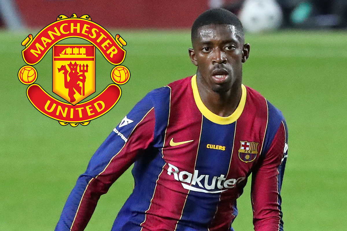MU đón Dembele, Chelsea gấp rút ký Rice