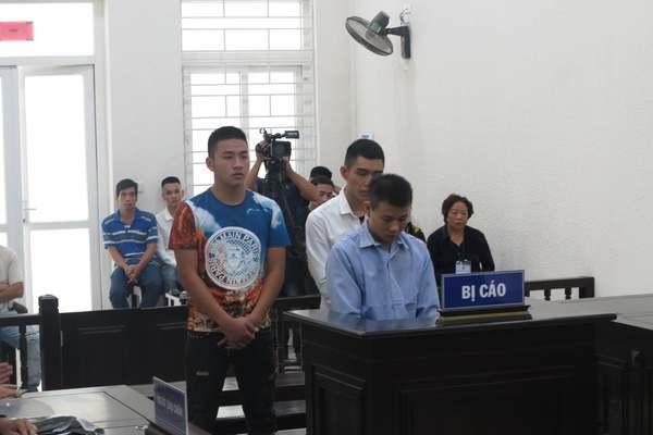 Kẻ cướp ngân hàng ở Sóc Sơn nhận án tù
