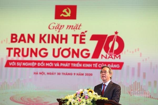Ban Kinh tế Trung ương đóng góp quan trọng vào sự phát triển của đất nước