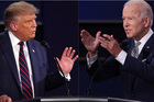 Đấu trường Trump - Biden: Các đối thủ dùng mọi chiến thuật tấn công