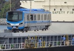 Đoàn tàu metro Bến Thành- Suối Tiên chính thức rời Nhật về TP.HCM