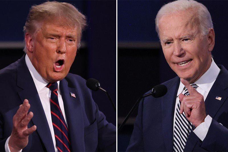 Ai thắng trong trận so găng Trump-Biden đầu tiên?