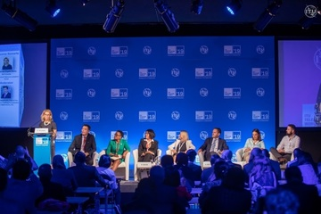 Nhiều quốc gia tham dự hội nghị Bộ trưởng tại IDW 2020