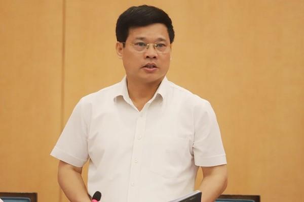 Phó Chủ tịch Hà Nội phê bình 6 quận, huyện vì lãnh đạo vắng họp chống Covid-19