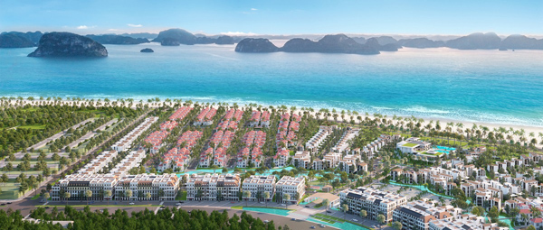 Sun Grand City Feria - không gian sống nghỉ dưỡng bên bờ biển Hạ Long